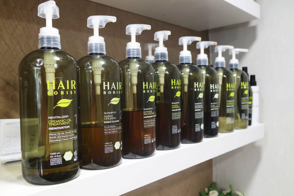 Shampoing Bio Hairborist salon de Coiffeur Lyon 8 bio
