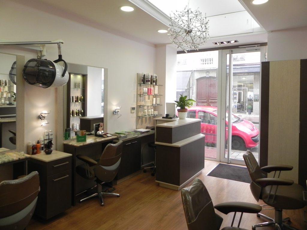 Salon lesthair coiffeur bio Lyon 8