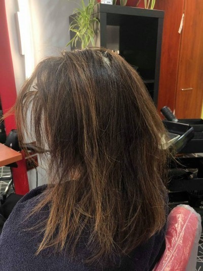 coiffeur lyon 3 bio végétale salon de coiffure coloration marron