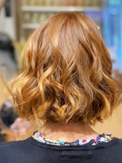 coiffeur lyon 8 bio végétale salon de coiffure coloration blond